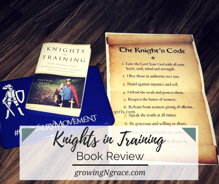 knights in training book review