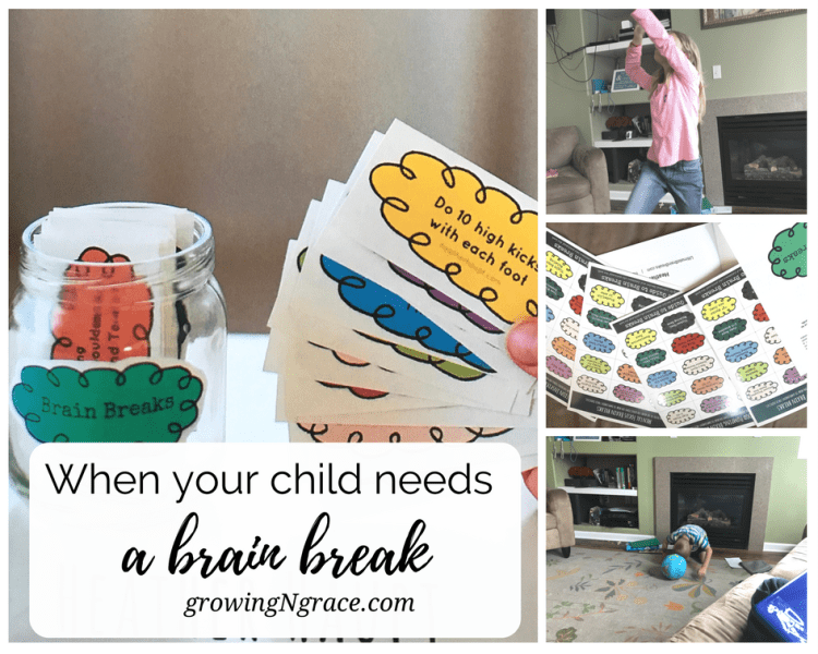 homeschool brain break | Ultimate Guide to Brain Breaks review