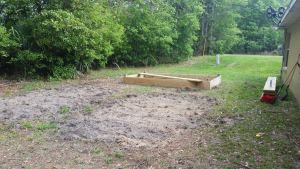preparing your plot for raised beds2