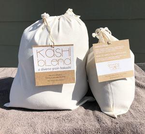 Kashi Blend | A Diverse Grain Bokashi