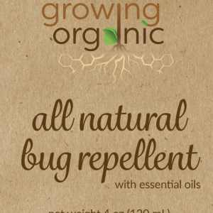 all natural bug repellent with essential oils