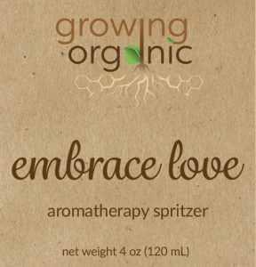 embrace love aromatherapy
