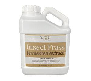 Insect Frass Fermented Plant Extract