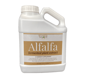 alfalfa fermented plant extract | organic garden supplement