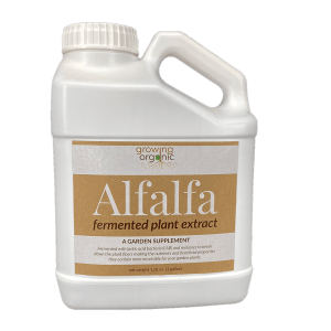 alfalfa fermented plant extract | organic garden supplement