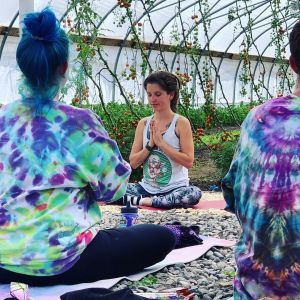 ganja yoga in montrose colorado
