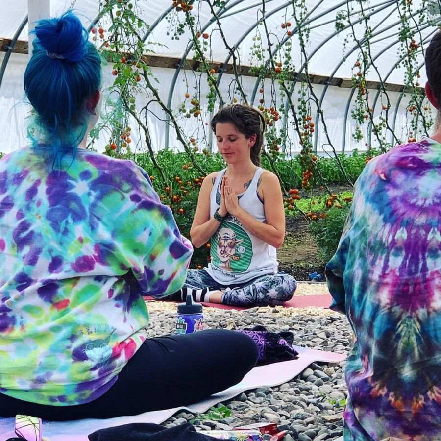 ganja yoga in montrose colorado