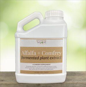 alfalfa comfrey fermented plant extract