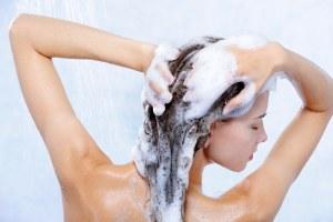 castile soap as shampoo