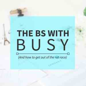 The BS with Busy