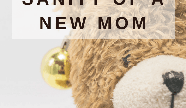 10 Essentials to Keep You Sane as a New Mom