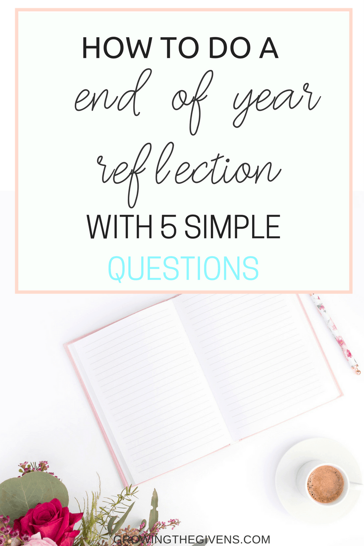 Before you set your goals or make resolutions, be sure to complete a personal end of year reflection with these thoughtful reflection questions.  Goal Setting | End of Year Reflection Questions | End of Year Planner |