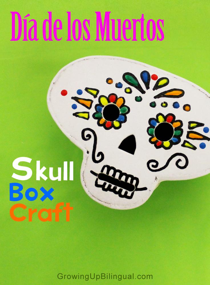 Dia de los Muertos craft