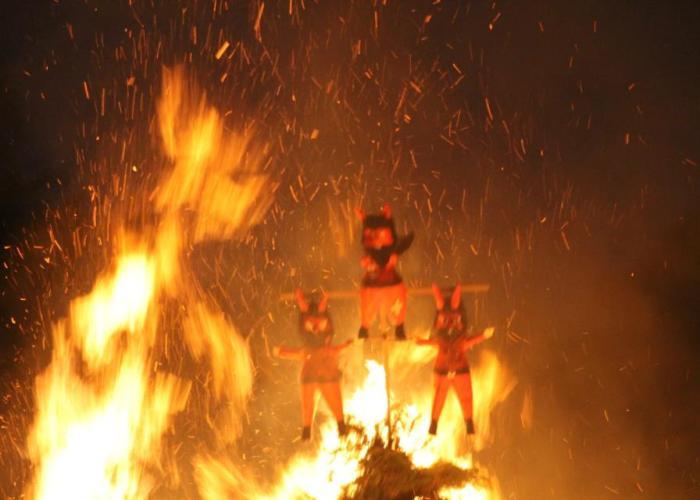 La Quema del Diablo: A Dying Guatemalan Tradition?
