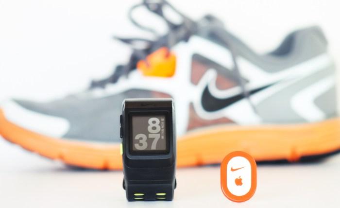 Nike SportsWatch with GPS and Nike+ Sensor