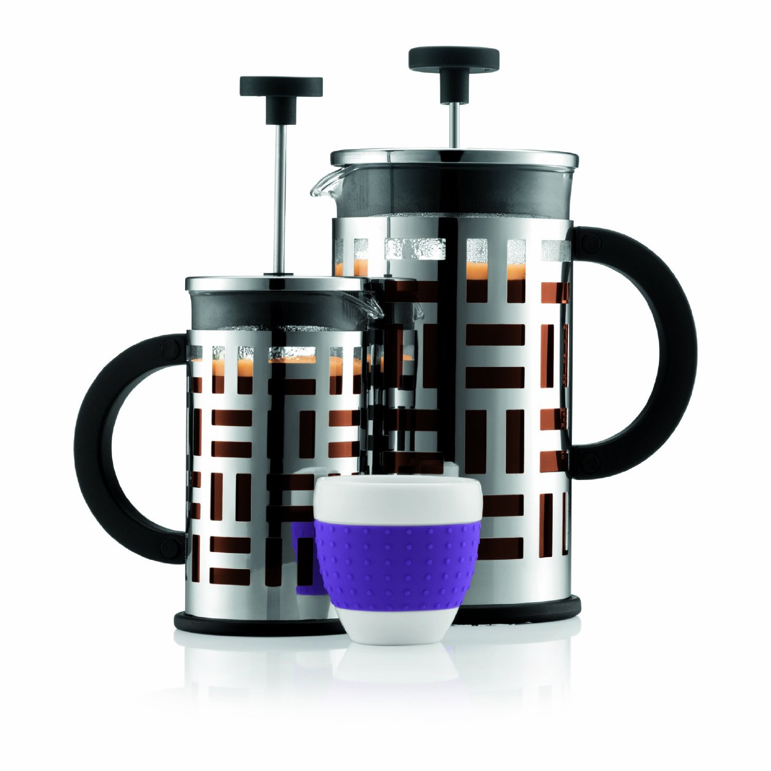 French Press Coffee Maker Kit : Holiday Gift Guide - Awesome Gifts for Foodies and Cooks - Growing Up Bilingual
