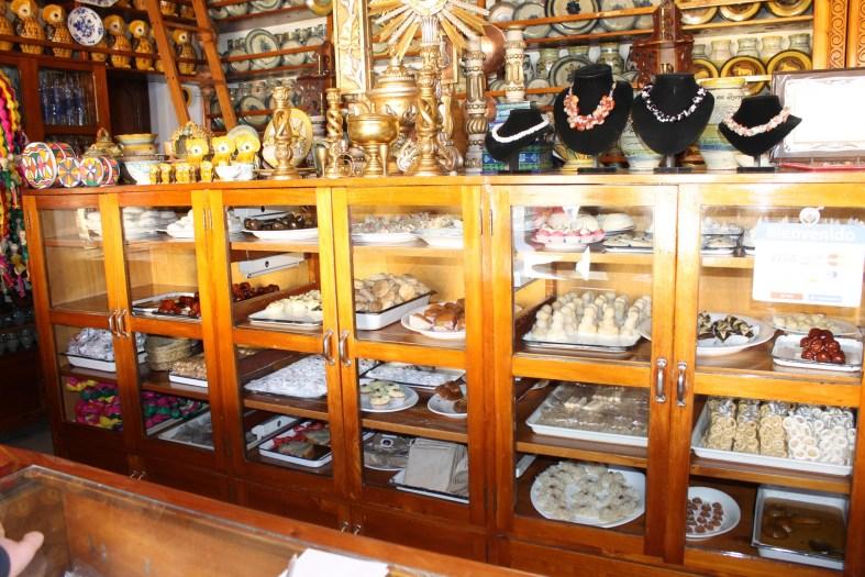 Dulces tipicos Guatemala Doña Maria Gordillo