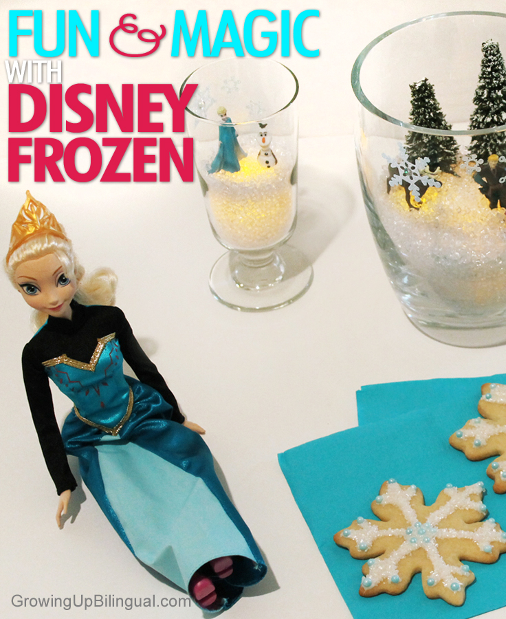 day of fun with FROZEN #shop