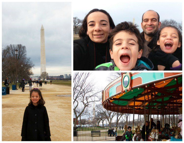 Washington with Kids