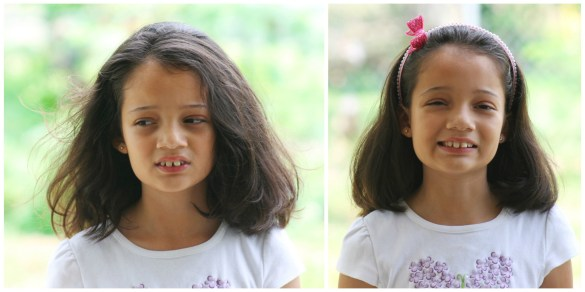 Crazy hair to beautiful hair for girls