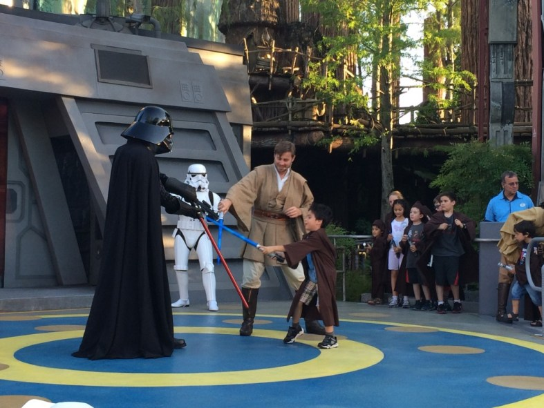 Star Wars Weekend Hollywood Studios Jedi Training