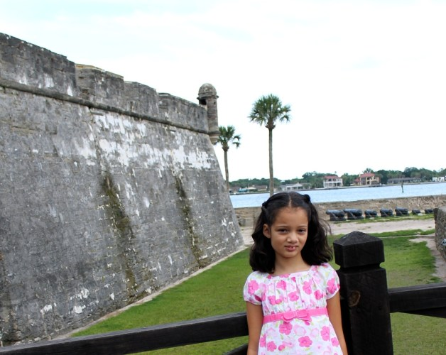 Castillo de San Marcos in Saint Augustine