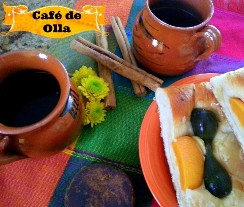 Cafe de Olla traditional recipe for Day of the Dead