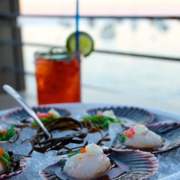Santa Catalina Islanda Avalon Bluewater Grill Restaurant