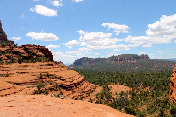 Chicken Point in Sedona