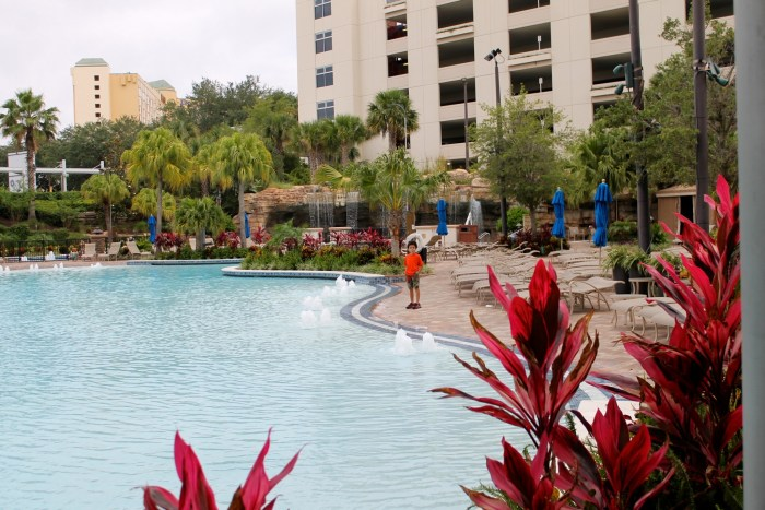 Summer Fun At the Hyatt Regency Orlando