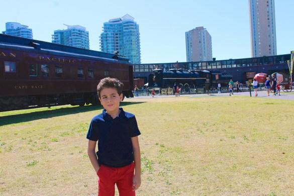 Railway museum Toronto