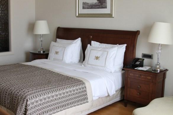 Pera Palace Hotel room