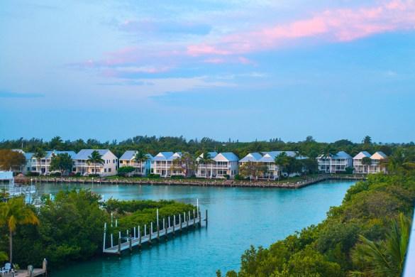 Hawks Cay villas. Photo courtesy of Hawks Cay resort.