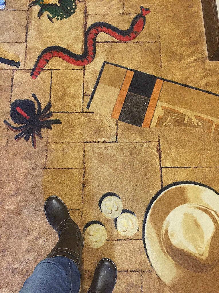 Legoland-Hotel-California-alfombra-aventura