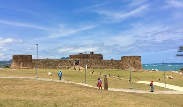 San Felipe Fort in Puerto Plata