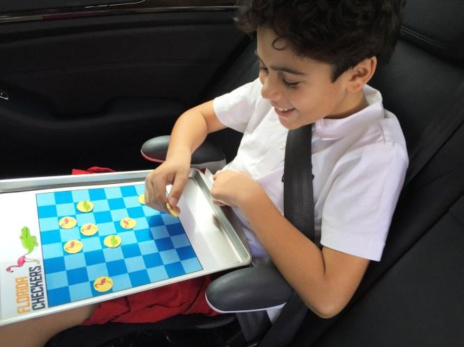 Florida road trip games free printables