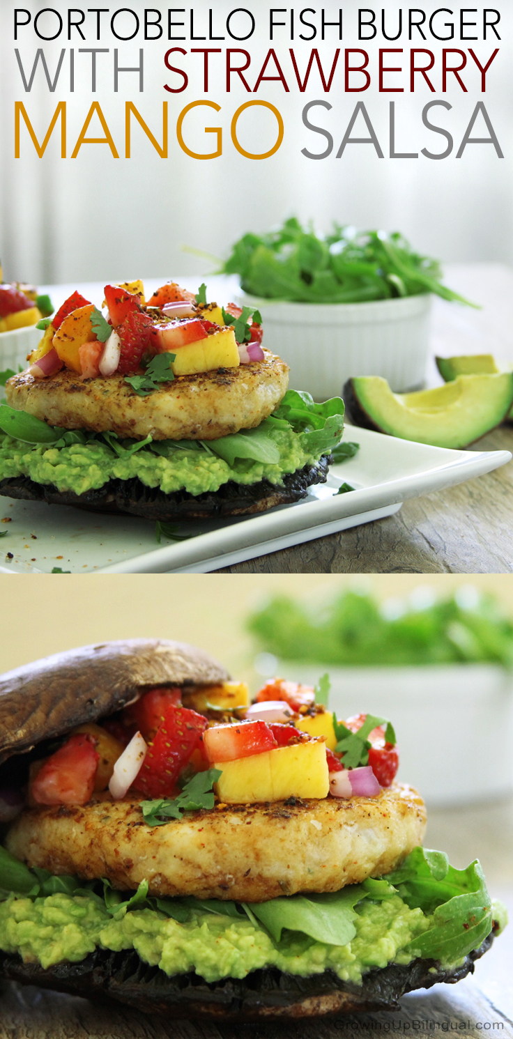Pinterest Fish burger
