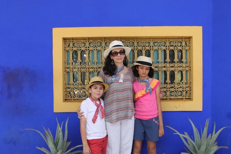 Jardins de Majorell in Marrakech