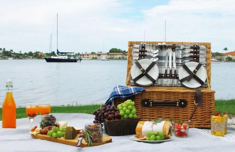 Latino inspired summer picnic