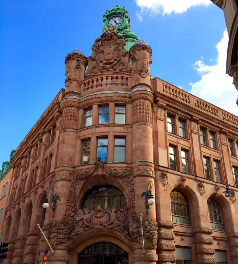 Skånebanken building