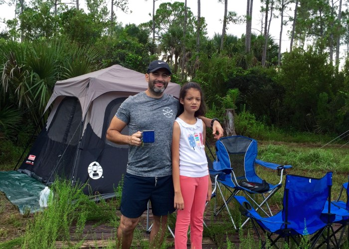 Family Camping Tips For First Timers