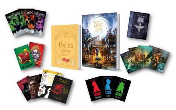 Disney Press Books