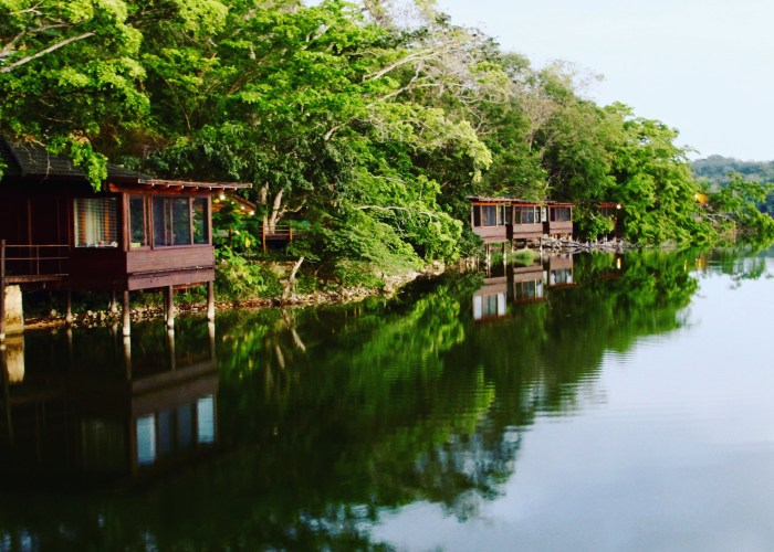 Luxurious And Magical Jungle Getaway At Las Lagunas Hotel in Guatemala