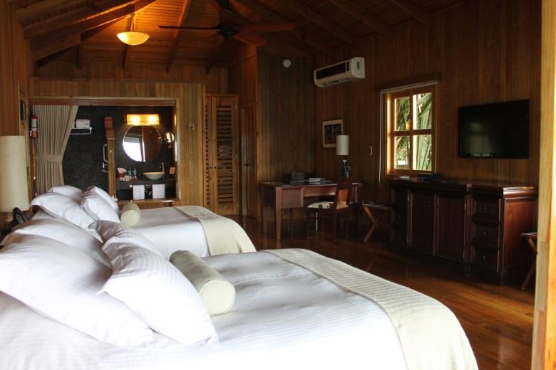 suite at Las Lagunas Hotel