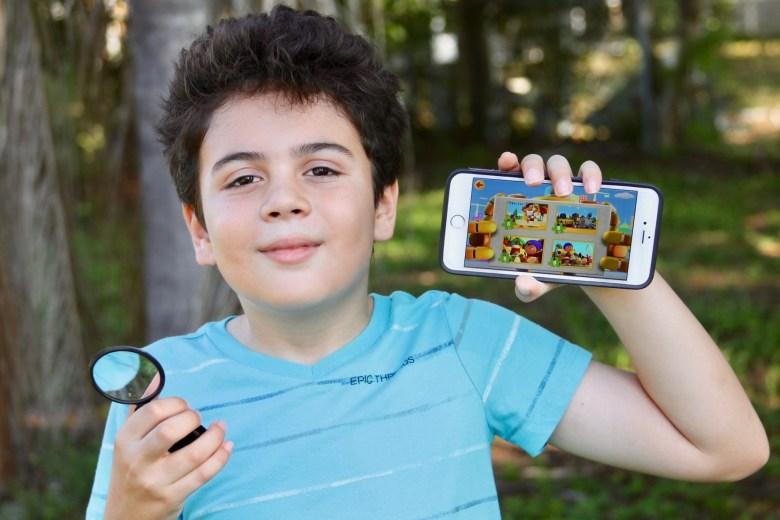 Noddy Toyland Detective app