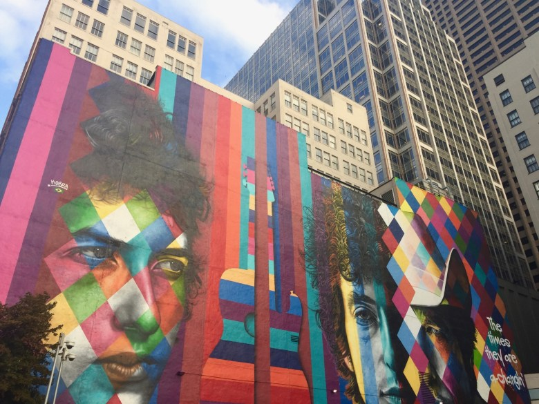 Street art in Minneapolis