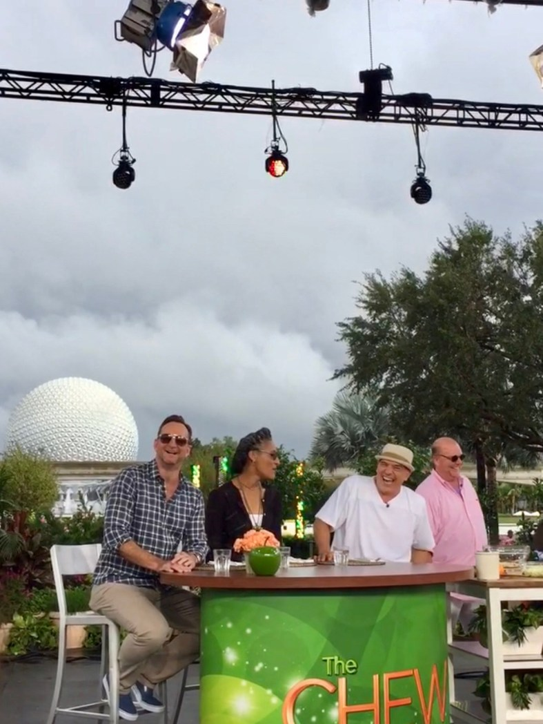 The Chew at Epcot