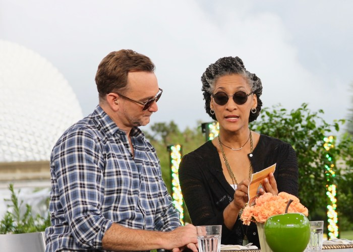 Watch The Chew Episodes At Epcot's International Food & Wine Festival!