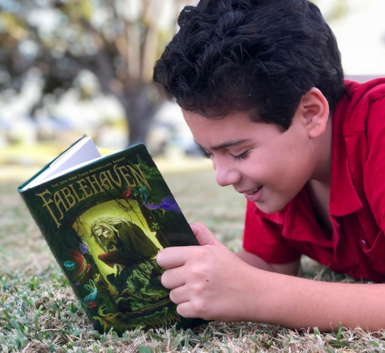 Great Fantasy Adventure Chapter Books for Kids