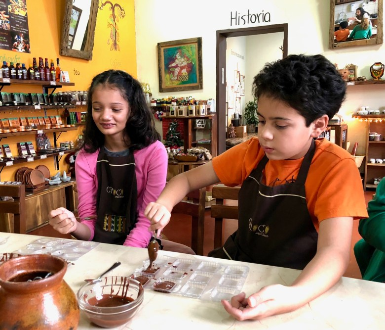 Things to do in Antigua Guatemala with Kids